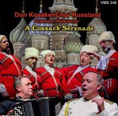 A Cossack Serenade - Don Kosakenchor Russland/Verhoeff,Marcel N.