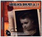 Sherlock Holmes & Co - Die schottische Spur, 1 Audio-CD