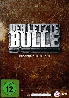 Der letzte Bulle-Staffel 1-5 - Baum,Henning