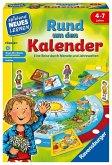 Ravensburger 24984 - Rund um den Kalender, Sammelspiel, Zuordnungsspiel, Familienspiel