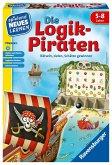 Ravensburger 24969 - Die Logikpiraten, Aktionspiel, Logikspiel, Familienspiel