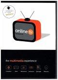 Online TV 14, 1 DVD-ROM