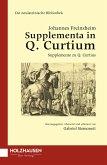 Johannes Freinsheim: Supplementa in Q. Curtium