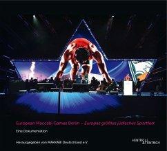 European Maccabi Games Berlin - Europas größtes jüdisches Sportfest
