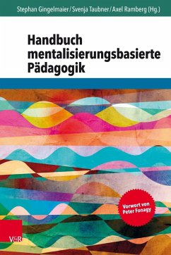 Handbuch mentalisierungsbasierte Pädagogik