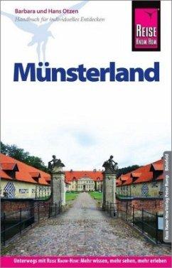 Reise Know-How Reiseführer Münsterland - Otzen, Barbara; Otzen, Hans