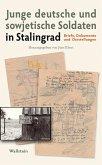 Junge deutsche und sowjetische Soldaten in Stalingrad