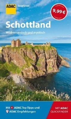 ADAC Reiseführer Schottland - Kossow, Annette