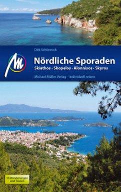 Nördliche Sporaden Reiseführer Michael Müller Verlag - Schönrock, Dirk