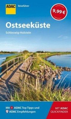 ADAC Reiseführer Ostseeküste Schleswig-Holstein - Dittombée, Monika