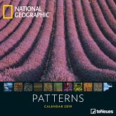 Patterns 2019 National Geographic Broschürenkalender