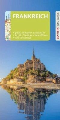 GO VISTA: Reiseführer Frankreich