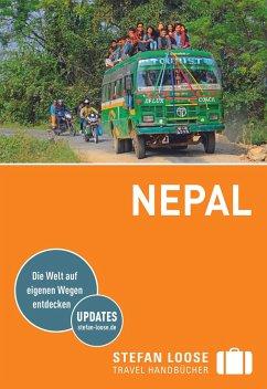 Stefan Loose Reiseführer Nepal - Butler, Stuart;South, Mark;Stables, Daniel