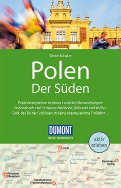 Polen, Der Süden - DuMont Reise-Handbuch - Schultze, Dieter