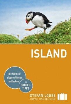 Stefan Loose Reiseführer Island - Michel, Caroline; Markand, Andrea; Markand, Mark