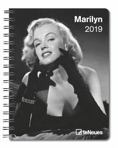 Marilyn 2019 Buchkalender Deluxe