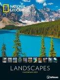 National Geographic Landscapes 2019 Posterkalender