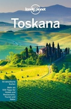Lonely Planet Reiseführer Toskana - Dixon, Belinda; Williams, Nicola