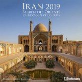 Iran 2019 Broschürenkalender