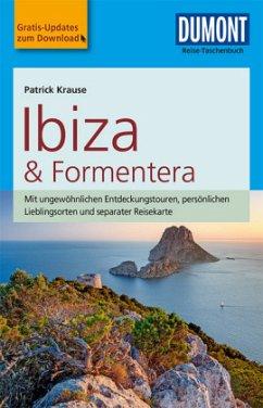 DuMont Reise-Taschenbuch Reiseführer Ibiza & Formentera - Krause, Patrick
