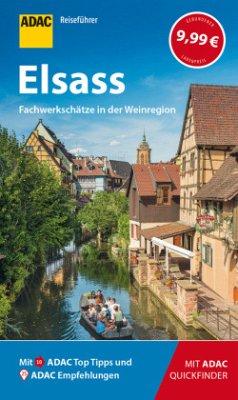 ADAC Reiseführer Elsass - Frommer, Robin Daniel