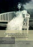Gedenkbuch für die Münchner Opfer der nationalsozialistischen »Euthanasie«-Morde