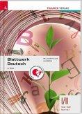 Blattwerk Deutsch - Texte, I/II HLW