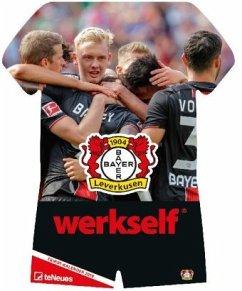 Bayer 04 Leverkusen Trikotkalender 2019