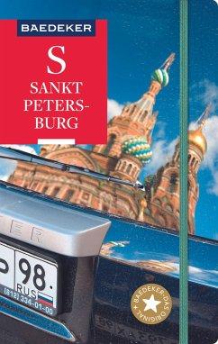 Baedeker Reiseführer Sankt Petersburg - Borowski, Birgit