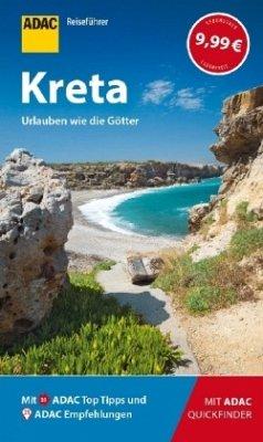 ADAC Reiseführer Kreta - Verigou, Klio; Hübler, Cornelia