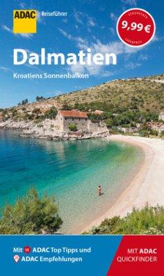 ADAC Reiseführer Dalmatien - Lukac, Katarina