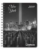 New York 2019 Buchkalender Deluxe