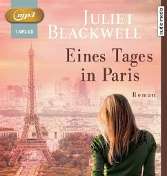 Eines Tages in Paris, 1 MP3-CD - Blackwell, Juliet