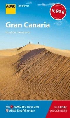 ADAC Reiseführer Gran Canaria - May, Sabine