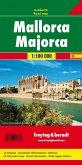 Freytag & Berndt Autokarte Mallorca / Majorca