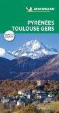 Michelin Le Guide Vert Pyrénnées Toulouse Gert
