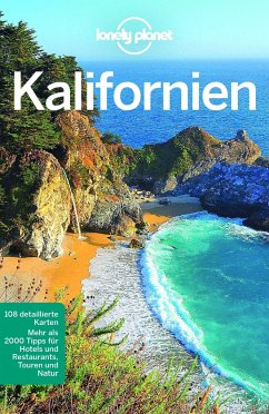 Lonely Planet Reiseführer Kalifornien - Benson, Sara