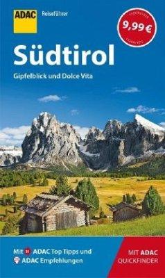 ADAC Reiseführer Südtirol - Schnurrer, Elisabeth