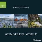 GEO Wonderful World 2019