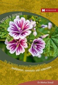 Die 12 besten essbaren Pionierpflanzen - Strauß, Markus