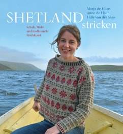 Shetland stricken - De Haan, Anne;De Haan, Marja;Van der Sluis, Hilly