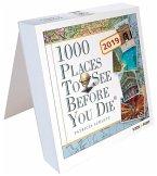 1000 Places to see before you die 2019 Tageskalender - In 365 Tagen um die Welt