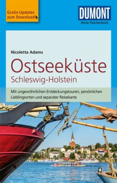 DuMont Reise-Taschenbuch Reiseführer Ostseeküst...
