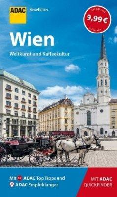 ADAC Reiseführer Wien - Berger, Daniel