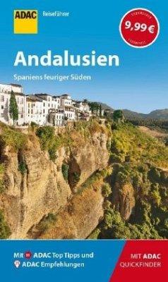 ADAC Reiseführer Andalusien - Marot, Jan