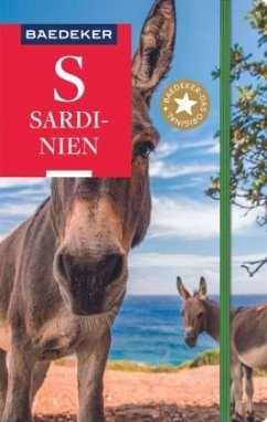 Baedeker Reiseführer Sardinien - Müller-Wöbcke, Birgit;Wöbcke, Manfred