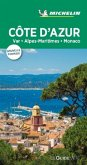 Michelin Le Guide Vert Cote d' Azur, Monaco