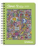 2019 James Rizzi Deluxe Diary