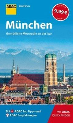 ADAC Reiseführer München - Lehmann, Ischta