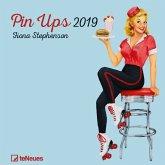 Pin Ups 2019 Broschürenkalender